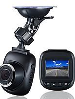 Mini dash camera 1.5 polegadas tft full hd 1080p novatek 96223 com wdr g-sensor visão noturna loop gravação detecção de movimento