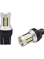 cheap -2PCS High Bright Lightness Original Car Design H7 Samsung LED H7 Headlight Light Bulb