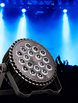cheap -U'King LED Stage Light / Spot Light LED Par Lights 8 DMX 512 Master-Slave Sound-Activated Auto 200 for Party Stage Wedding Club