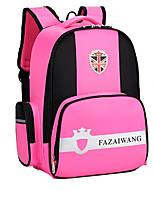 Kids Bags Nylon Kids' Bag Zipper for Outdoor All Season Blue Blushing Pink Military Green
