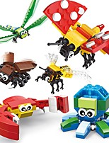 Building Blocks Toys Animals Animals Insect Animal Kids Adults' 301 Pieces