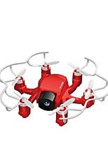 RC Drone FQ777 FQ777-126C 4 canaux 6 Axes 2.4G Avec Caméra HD 2.0MP Quadri rotor RC Eclairage LED Retour Automatique Mode Sans Tête Vol