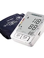 Haut du Bras Arrêt automatique Affichage LCD Son Mesure de la pression sanguine Avec contrôle du volume