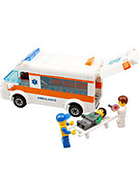 Building Blocks Ambulance Vehicle Toys Vehicles Kids Boys 199 Pieces