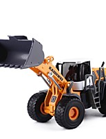 cheap -Vehicle Toy Cars Toy Trucks & Construction Vehicles Toys Educational Toy Construction Vehicle Wheel Tractor-Scraper Toys Machine Classic