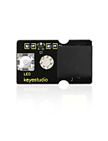 cheap -Keyestudio EASY Plug White Piranha LED Module for Arduino