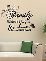 Leisure Wall Stickers Plane Wall Stickers Decorative Wall Stickers,Vinyl Material Home Decoration Wall Decal For Wall