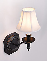 Ambient Light Wall Sconces 40W AC220V E14 Country Modern/Contemporary For