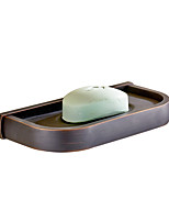cheap -Neoclassical Soap Dishes & Holders Brass Non Skid Solid Oval Foam
