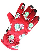 cheap -Ski Gloves Kid's Full-finger Gloves Keep Warm Waterproof Breathable Other Material Ski / Snowboard Winter