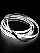 BRELONG 3m  EL LED Neon Cold Strip Light - Car charger