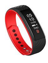 W810 Smart Bracelet Support Pedometer Heart Rate Tracking Smartband for Android iOS Smartphone