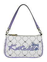 cheap -Women Bags PVC Tote Pattern / Print for Casual All Season Light Purple