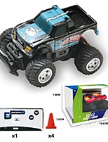 economico -Auto RC 8024 Passeggino Monster Truck Bigfoot Drift Car 4WD SUV 40 KM / H Telecomando Ricaricabile Elettrico