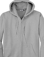 cheap -Men's Daily Sports Hoodie Print Cotton