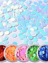 economico -nail glitter art deco / gioielli unghie retrò 0.006 kg / scatola