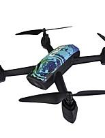 RC Drone JXD 518 Canal 4 6 Eixos 2.4G Com Câmera HD de 2.0MP Quadcópero com CR Altura segura Forward / Backward Retorno Com 1 Botão