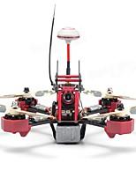 RC Drone JJRC P2000 4 canaux Oui Quadri rotor RC Vol vers l'arrière En avant en arrière Vol Rotatif De 360 Degrés Avertissement Batterie