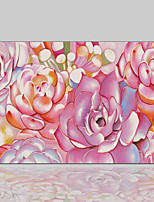 preiswerte -Leinwanddruck Zeitgenössisch Klassisch Rustikal Modern,Ein Panel Leinwand Horizontal Druck Wand Dekoration Haus Dekoration