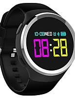 cheap -Smart Bracelet Built-in Bluetooth Calories Burned Touch Sensor APP Control Blood Pressure Measurement Pulse Tracker Pedometer Activity