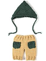 cheap -Baby Boys' Christmas Solid Clothing Set,Nylon Spring Summer Cute Sleeveless Khaki