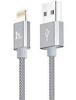 Недорогие -USB 2.0 Кабель, USB 2.0 to Lightning Кабель Male - Female 1.2m (4FT)