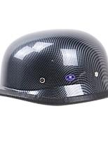 Недорогие -аутентичные зомби гоночный полушвейный мотоцикл шлем харли немецкий открытый верховая езда шлем стиль углеродного волокна мировой войны ii