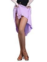 Недорогие -Латино Набедренные повязки для танца живота Жен. Концертная обувь Ice Silk (искусственное волокно) Набедренная повязка для танца живота