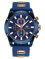 cheap -Men's Kid's Fashion Watch Dress Watch Wrist watch Japanese Quartz Calendar / date / day Chronograph Water Resistant / Water Proof