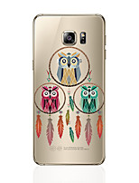 cheap -Case For Samsung Galaxy S8 Plus S8 Pattern Back Cover Owl Dream Catcher Soft TPU for S8 Plus S8 S7 edge S7 S6 edge plus S6 edge S6