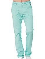 economico -Per uomo Pantalone lungo Golf Pantalone/Sovrapantaloni Allenamento Traspirabilità Golf