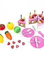 Недорогие -Ролевые игры Детская техника Кулинария Игрушки Круглый Friut Еда и напитки Мальчики Девочки Куски