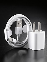 Lightning USB Cable Adapter Quick Charge Cable For iPhone 100 cm Plastics