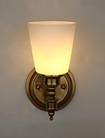 Wall Light Uplight Wall Sconces 40W 220-240V 110-120V E26/E27 Traditional/Classic Oil-rubbed Bronze