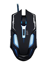 baratos -perseguindo a panther v10 wired usb interface game mouse 6 button réglável dpi