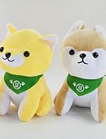 cheap -Stuffed Toys Toys Dog Animals Family Friends Animals Cartoon Toy Decorative Cartoon Design Kids Adults' 1 Pieces