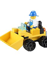 cheap -Building Blocks Dozer Toys Vehicles Stress and Anxiety Relief Decompression Toys Parent-Child Interaction ABS Kids Adults' 39 Pieces