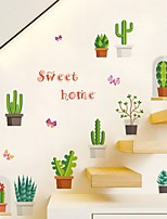 Botanical Landscape Wall Stickers 3D Wall Stickers Decorative Wall Stickers,Vinyl Home Decoration Wall Decal Wall