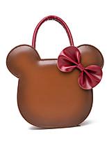 cheap -Women Bags PU Shoulder Bag Zipper for Casual All Season Coffee Dark Green Black