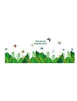 Animais Botânico Adesivos de Parede Autocolantes de Aviões para Parede Autocolantes de Parede Decorativos,Vinil Decoração para casa