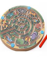 economico -Labirinto giocattolo Labirinto magnetico Labirinto giocattolo Giocattoli Circolare Stress e ansia di soccorso Giocattoli di decompressione