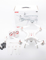 RC Drone SYMA X8SW-D 4CH 6 Axis 2.4G RC Quadcopter Height Holding Sideward flight Forward/Backward Auto-Takeoff 360°Rolling RC Quadcopter