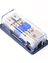 Недорогие -2-х ступенчатый 4-х калибровочный блок с предохранителем до 8 калибровочных предохранителей