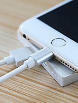 Illuminazione Adattatore cavo USB Intrecciato Carica rapida Per iPhone 100