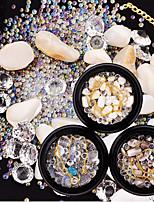 preiswerte -Verzierungen Kristall Stilvoll Mehrfarbig Andere