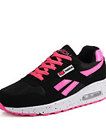 cheap -Women's Shoes Tulle Spring Fall Light Soles Sneakers Low Heel Round Toe for Casual Light Green Pink Purple Orange White