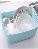 Недорогие -высококачественная кухонная мойка, пластик 35 * 22 * 14