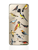 cheap -Case For Samsung Galaxy S8 Plus S8 Pattern Back Cover Animal Soft TPU for S8 Plus S8 S7 edge S7 S6 edge plus S6 edge S6