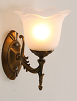 Modern/Contemporary Wall Sconces For Bedroom Metal Wall Light 220V 5W