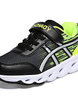 cheap -Boys' Shoes Tulle Winter Fall Comfort Athletic Shoes Running Shoes Magic Tape for Casual Outdoor Black Blue Pink